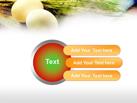Eggs and Cereals PowerPoint Template Slide 12