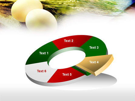 Eggs and Cereals PowerPoint Template Slide 19
