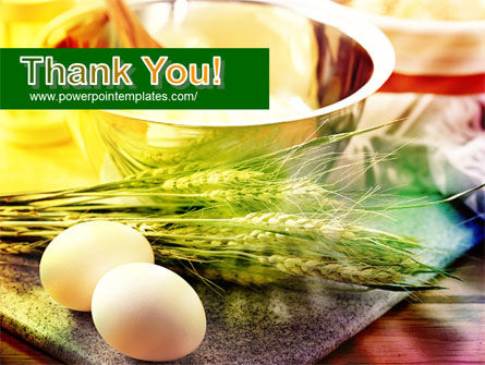 Eggs and Cereals PowerPoint Template Slide 20