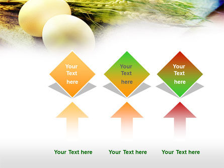 Eggs and Cereals PowerPoint Template Slide 5