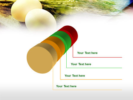 Eggs and Cereals PowerPoint Template Slide 7