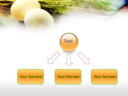 Eggs and Cereals PowerPoint Template Slide 8