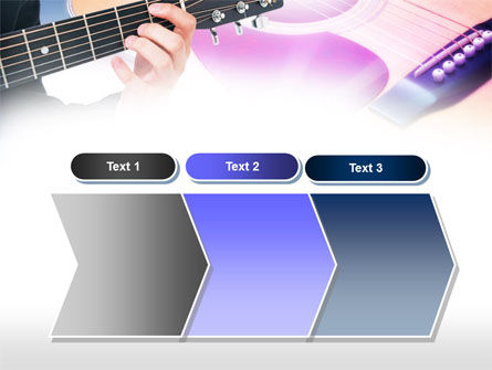Guitar Lessons PowerPoint Template Slide 16
