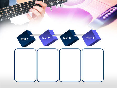 Guitar Lessons PowerPoint Template Slide 18