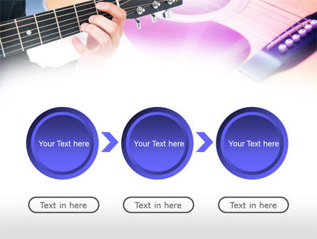 Guitar Lessons PowerPoint Template Slide 5