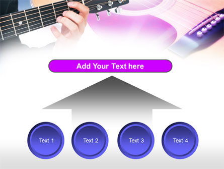 Guitar Lessons PowerPoint Template Slide 8