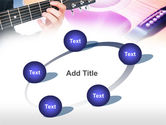 Guitar Lessons PowerPoint Template#14