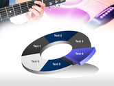 Guitar Lessons PowerPoint Template#19