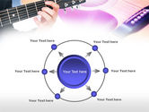 Guitar Lessons PowerPoint Template#7