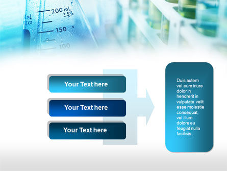 Medical Lab PowerPoint Template Slide 11