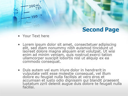 Medical Lab PowerPoint Template Slide 2