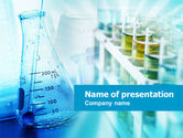 Medical: Medical Lab PowerPoint Template #00767