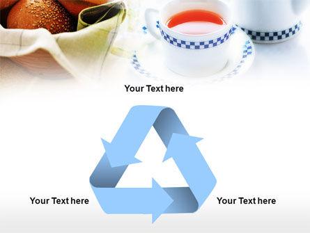 Morning Tea PowerPoint Template Slide 10