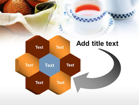 Morning Tea PowerPoint Template Slide 11