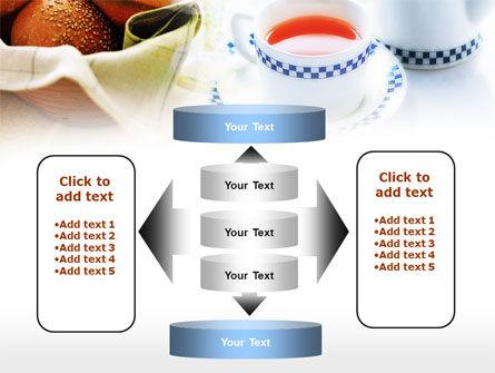 Morning Tea PowerPoint Template Slide 13