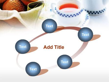 Morning Tea PowerPoint Template Slide 14