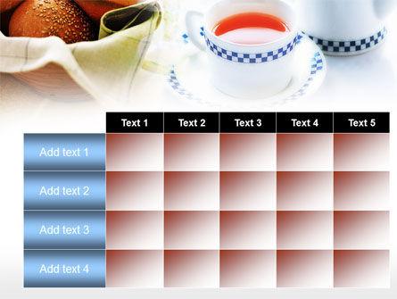 Morning Tea PowerPoint Template Slide 15