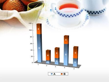 Morning Tea PowerPoint Template Slide 17