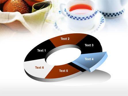 Morning Tea PowerPoint Template Slide 19