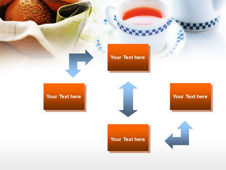 Morning Tea PowerPoint Template, Slide 4, 00771, Food & Beverage — PoweredTemplate.com
