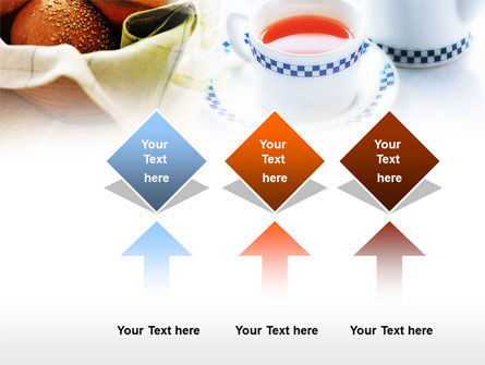 Morning Tea PowerPoint Template Slide 5