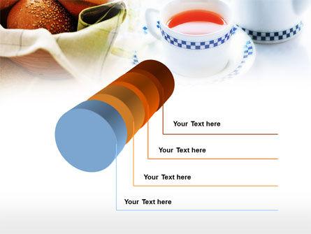 Morning Tea PowerPoint Template Slide 7