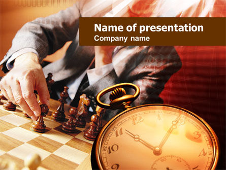 Business Strategy Study PowerPoint Template