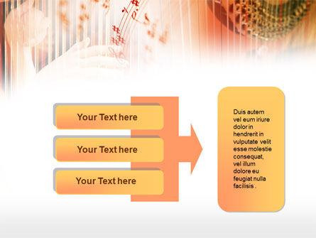 Harp PowerPoint Template Slide 11