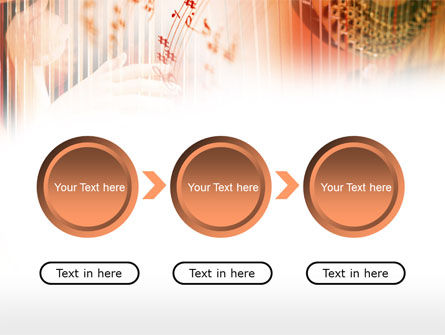 Harp PowerPoint Template Slide 5