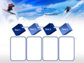 Ski Slope PowerPoint Template#18