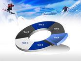 Ski Slope PowerPoint Template#19