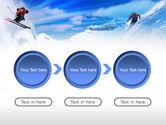 Ski Slope PowerPoint Template#5