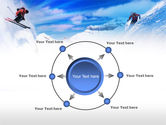 Ski Slope PowerPoint Template#7