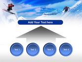 Ski Slope PowerPoint Template#8