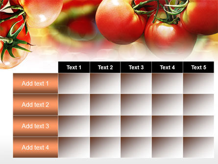 Tomato Farming PowerPoint Template Slide 15