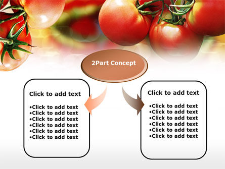 Tomato Farming PowerPoint Template, Slide 4, 00786, Food & Beverage — PoweredTemplate.com