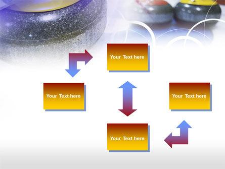 Curling PowerPoint Template Slide 4