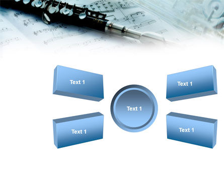 Flute PowerPoint Template Slide 6