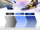 Bobsled PowerPoint Template#16