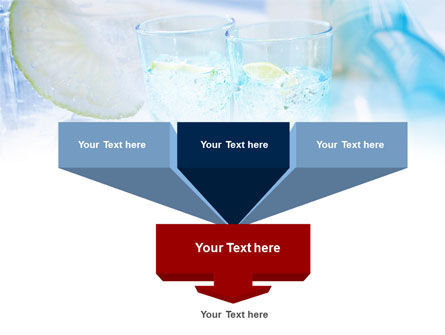 Refreshments PowerPoint Template, Slide 3, 00799, Food & Beverage — PoweredTemplate.com