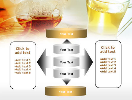 Tea Cup PowerPoint Template Slide 13