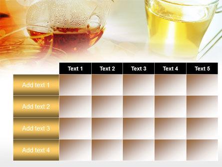 Tea Cup PowerPoint Template Slide 15