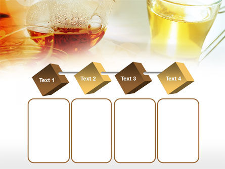 Tea Cup PowerPoint Template Slide 18