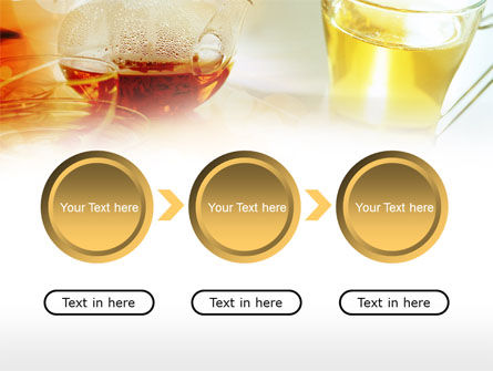 Tea Cup PowerPoint Template Slide 5