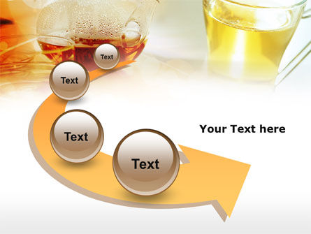 Tea Cup PowerPoint Template Slide 6