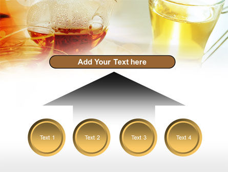 Tea Cup PowerPoint Template Slide 8