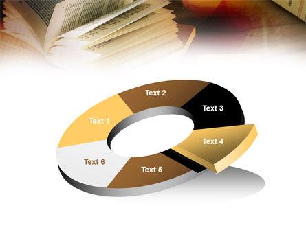 Open Book PowerPoint Template Slide 19
