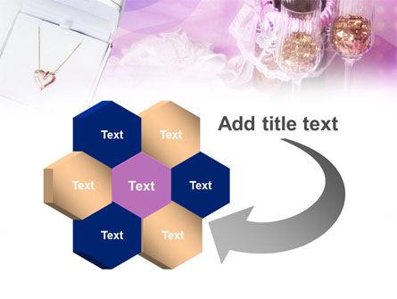 Free Romantic Dinner PowerPoint Template Slide 11