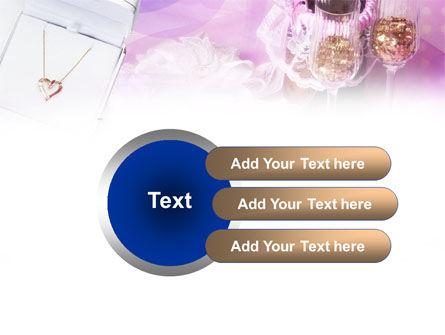 Free Romantic Dinner PowerPoint Template Slide 12