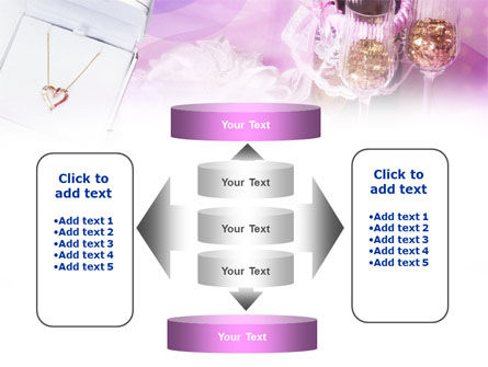 Free Romantic Dinner PowerPoint Template Slide 13